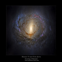 The Great Galaxy of Andromeda, Messier 31