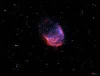 "Sh2-274, the ""Medusa Nebula"""
