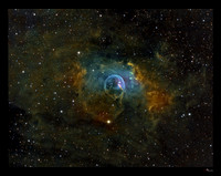 Bubble Nebula, NGC 7635, Sharpless 162
