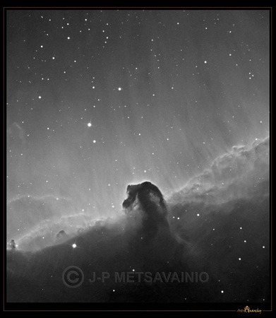 Horse Head Nebula, Barnad 33, IC 434